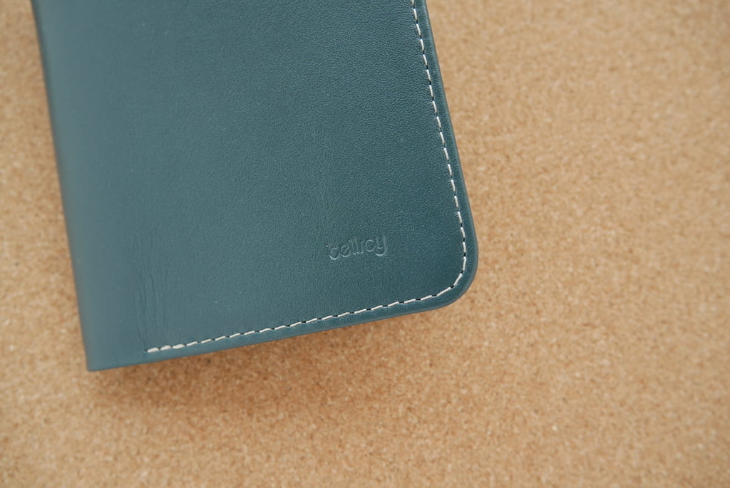 Bellroy High Lineの表面