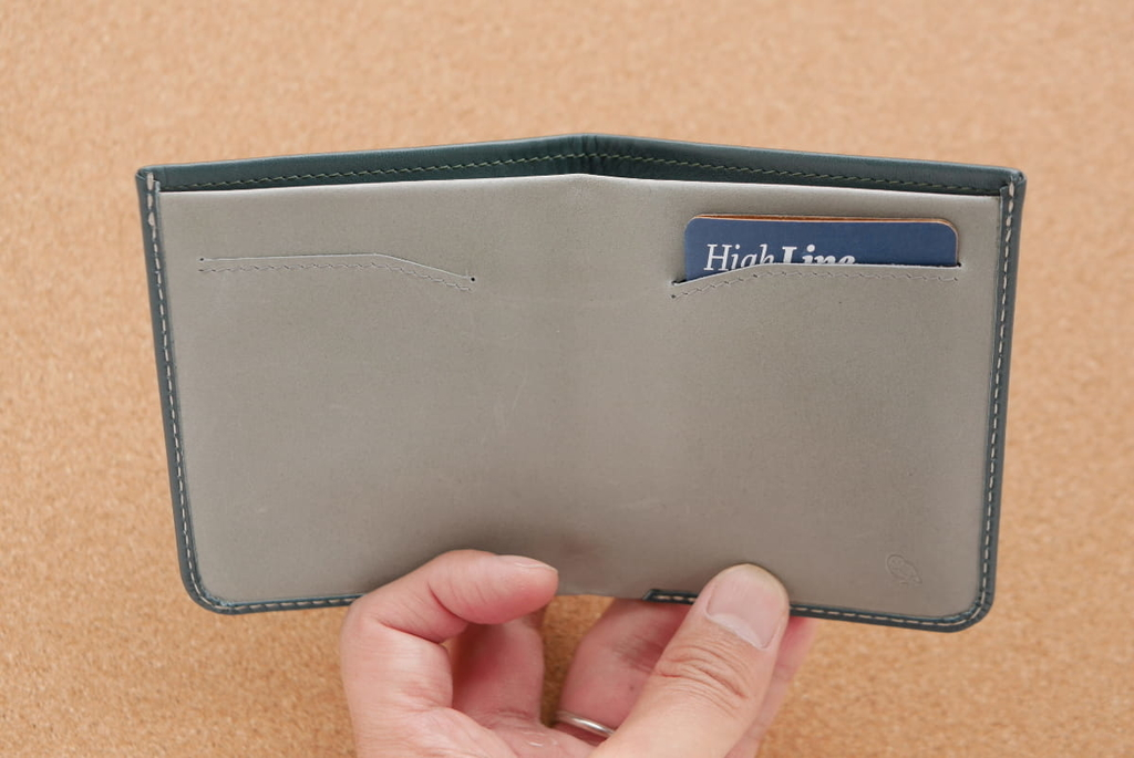 Bellroy High Lineの内側
