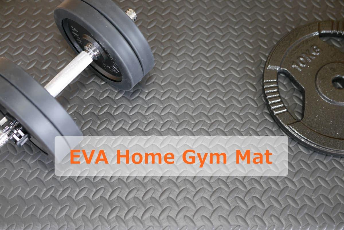 EVA Home Gym Mat