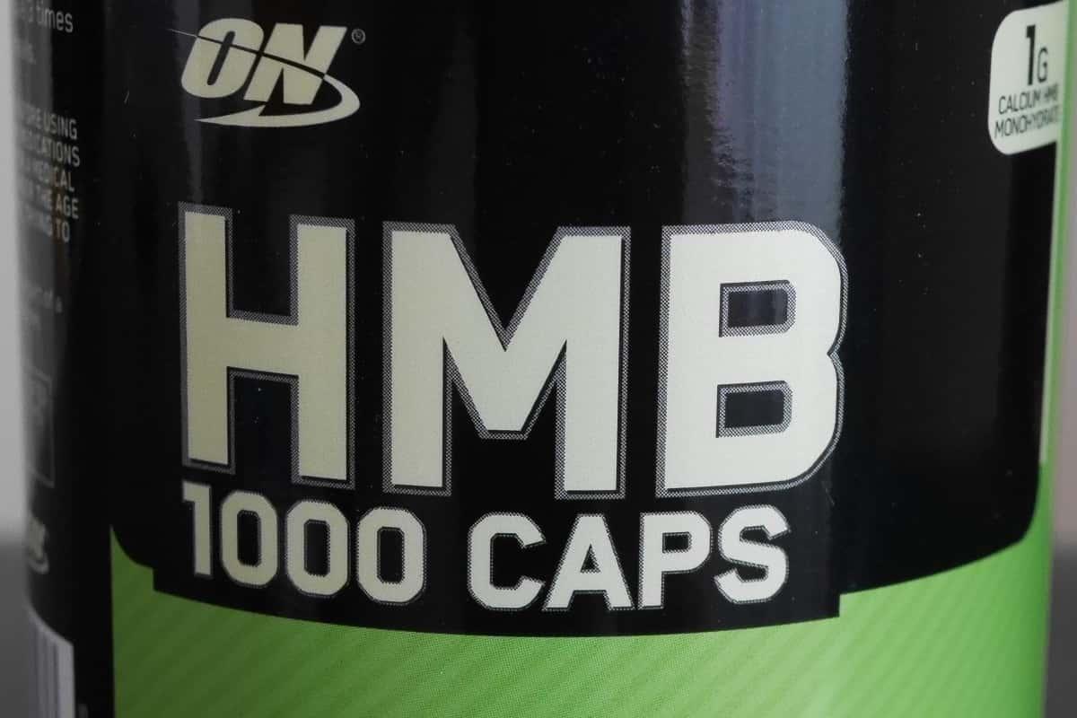 Oprimum Nutrition HMB