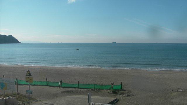 片貝 海岸 天気