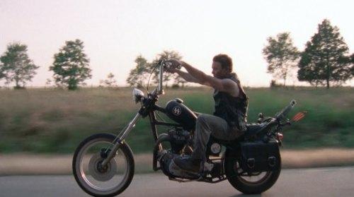ウォーキング・デッドダリルバイク