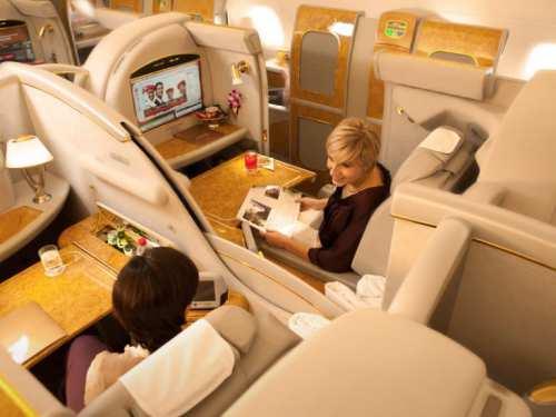 エミレーツ航空(A380)
