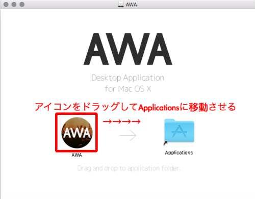 AWA無料トライアル新規登録方法・手順(パソコン)5