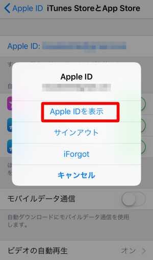 Apple決済の解約手順4