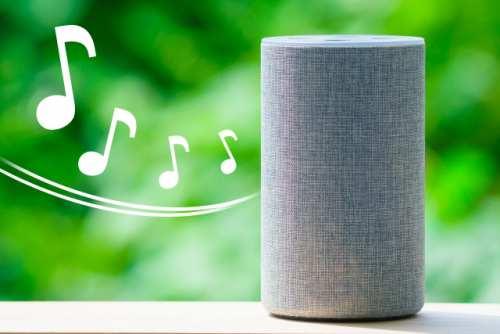 スマートスピーカー(AIスピーカー)と音楽配信サービスの対応状況で比較