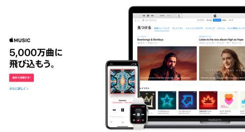 Apple Musicが今なら3ヶ月無料で体験できる!