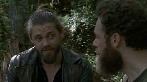 ウォーキングデッドシーズン9第7話妙な感想文『ジーザスのヒゲとアーロンのヒゲ』ネタバレ