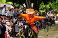 京都新聞写真コンテスト『七川祭り~小笠原流流鏑馬』