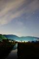 京都新聞写真コンテスト『地上の星と天空の星』