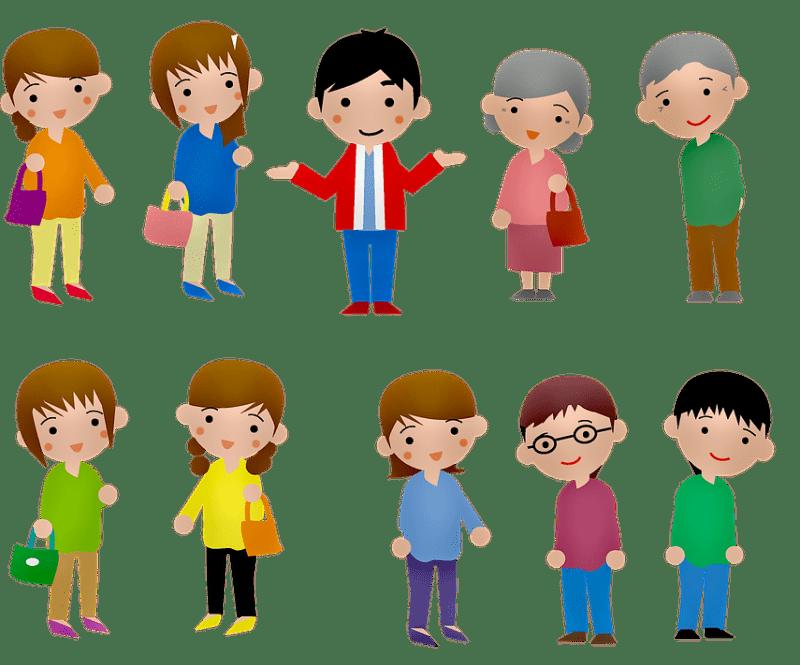 【コミュ力おばけを目指せ】会話・コミュ二ケーション力に自信がない人向けのお年寄り風向上策