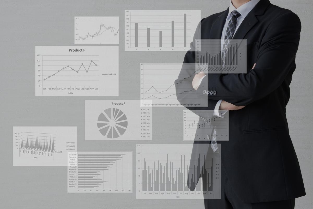 キーエンスのデータ営業のイメージ
