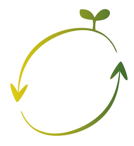リサイクルのアイコン