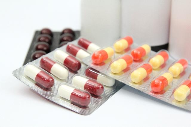 さまざまな処方薬