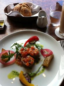 東京 高級 シティ ホテル 宿泊 グルメ ガイド-ハイアットリージェンシー東京カフェ