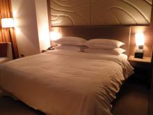 東京 高級 シティ ホテル 宿泊 グルメ ガイド-d-cubeシェラトン