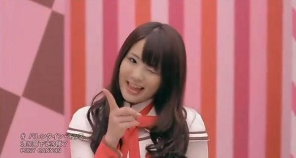 パチッ(ウィンク)♪∩(^ ∀^*)  パチッ(ウィンク)♪∩(^ ∀^*) 20110129