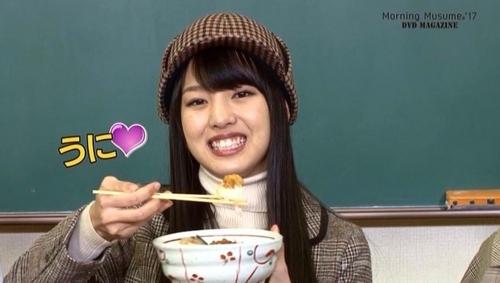 『モーニング娘。'17 DVD MAGAZINE Vol.91』より