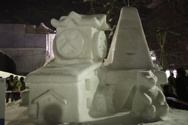 [24-28北海道][雪祭り]