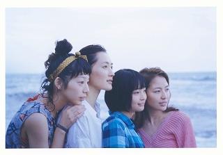 映画「海街diary」DVD発売&レンタル