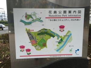 千葉県八千代市花島公園