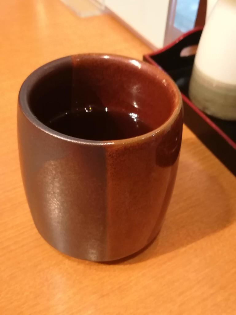 方舟 川崎ラチッタデッラ店 あったかいお茶