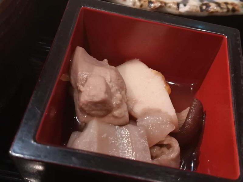 方舟 川崎ラチッタデッラ店 本日のお魚ご膳(小鉢)