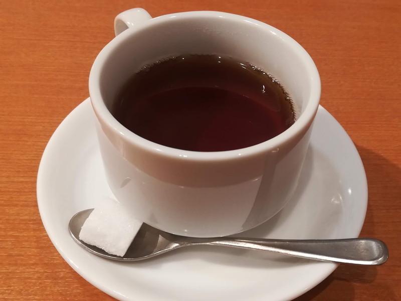 方舟 川崎ラチッタデッラ店 本日のお魚ご膳(食後の紅茶)