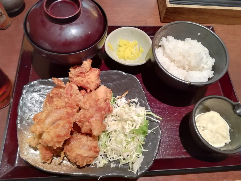 鳥どり 川崎駅前店 食べ放題<唐揚げ御膳>