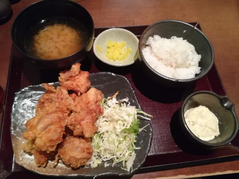 鳥どり 川崎駅前店 食べ放題<唐揚げ御膳>2