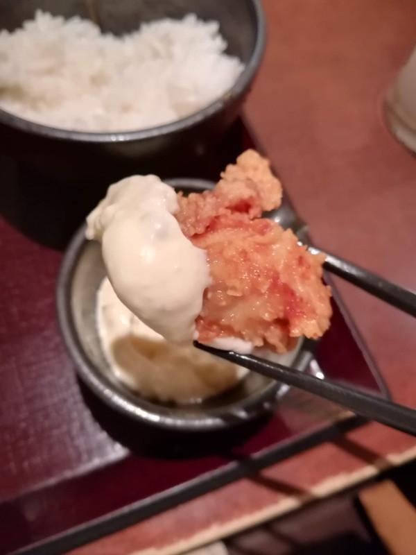 鳥どり 川崎駅前店 食べ放題<唐揚げ御膳> タルタルソースつき2