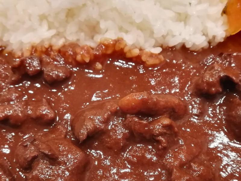 川崎ステーキセンター 500円カレー