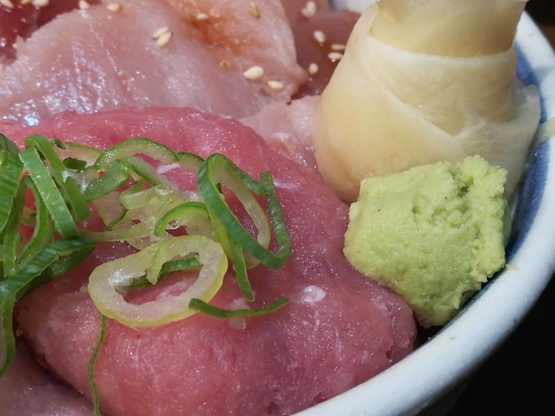 川崎 三崎市場ダイス店 海鮮丼