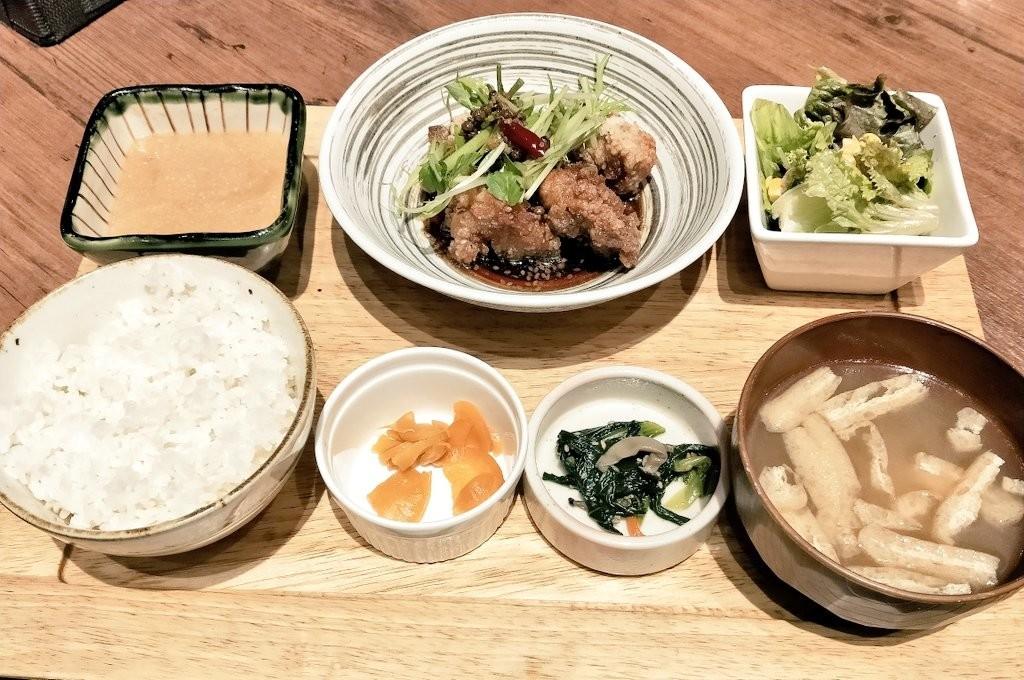 川崎モアーズのkawara CAFE&DININGはベビーカーOK