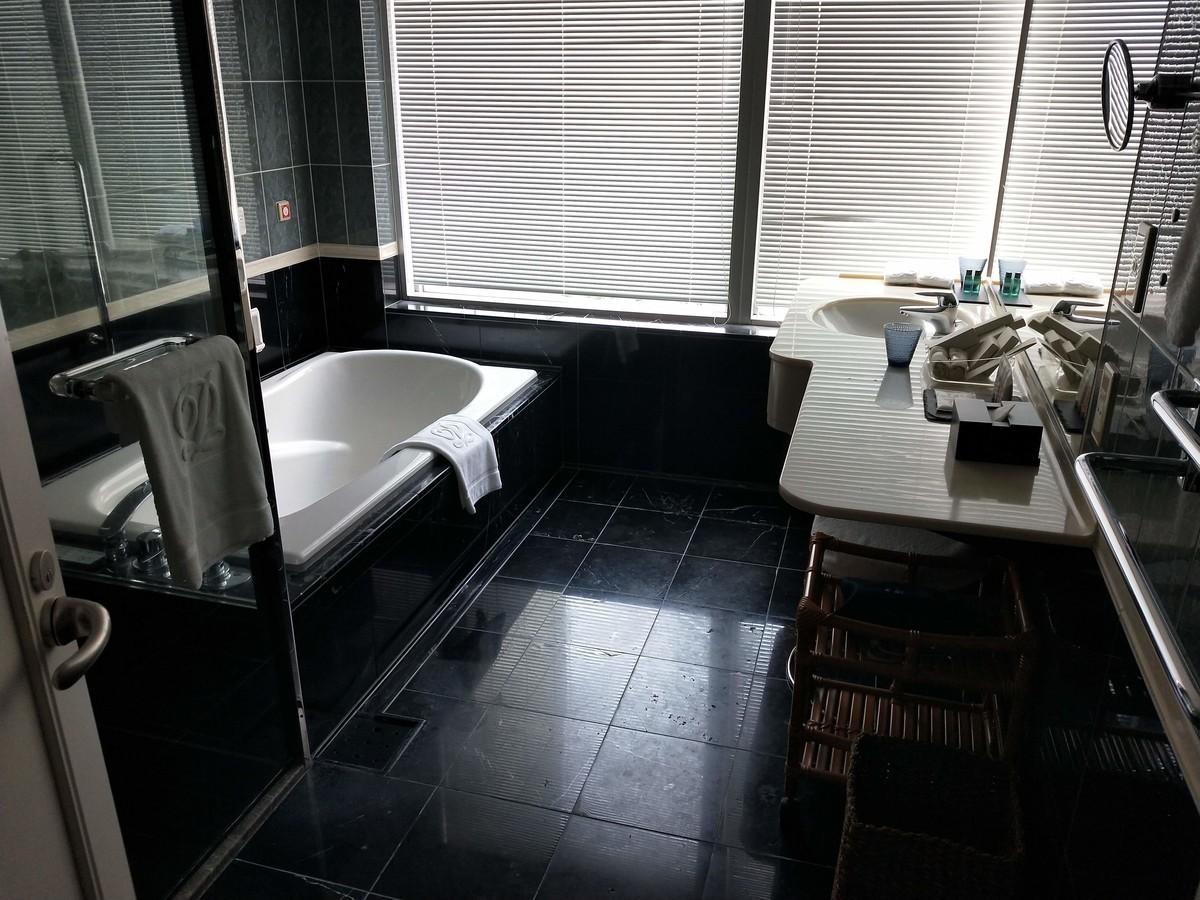 ザ・プリンス パークタワーの浴室
