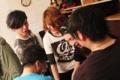 OLLiE SiDE UP 2014.01.11ブラバニナイト@宇田川GARRET Photoポチりさ