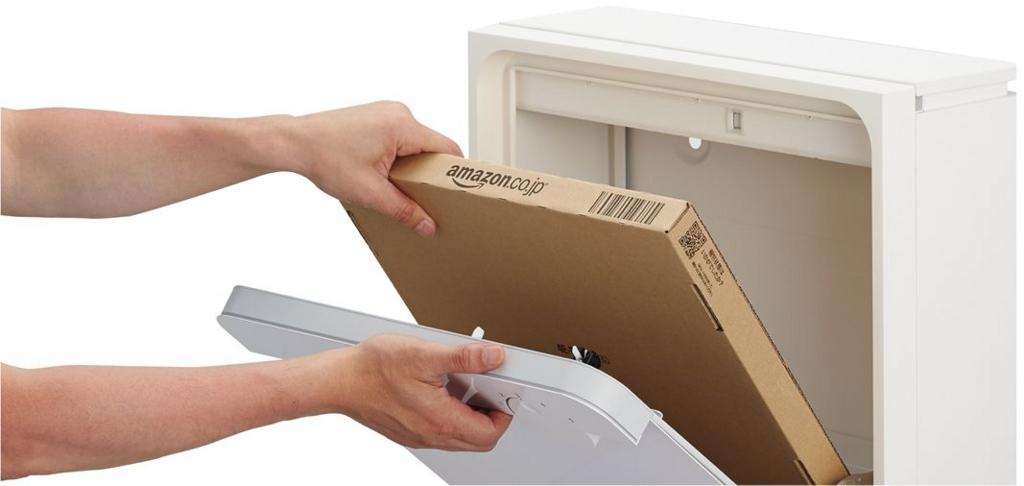 再配達防止・防犯対策をしている郵便受け・郵便ポスト・集合ポスト・合鍵作成・合鍵製作・スペアキー作成・俺の合鍵。Amazonの荷物も安心。