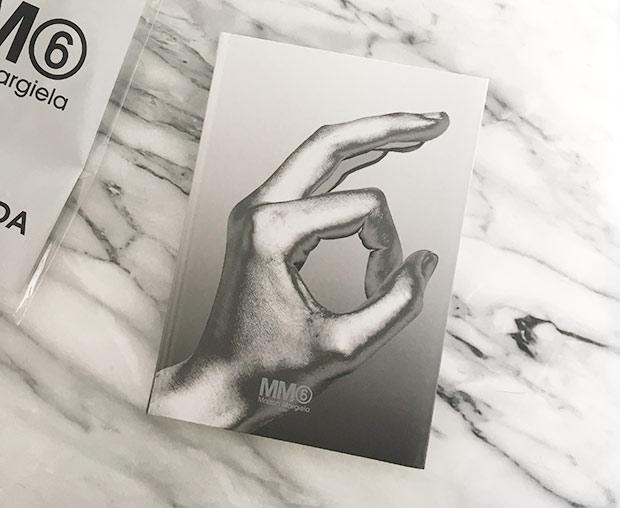 MM6 手帳 表紙