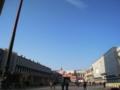 サン・マルコ広場。色々工事中