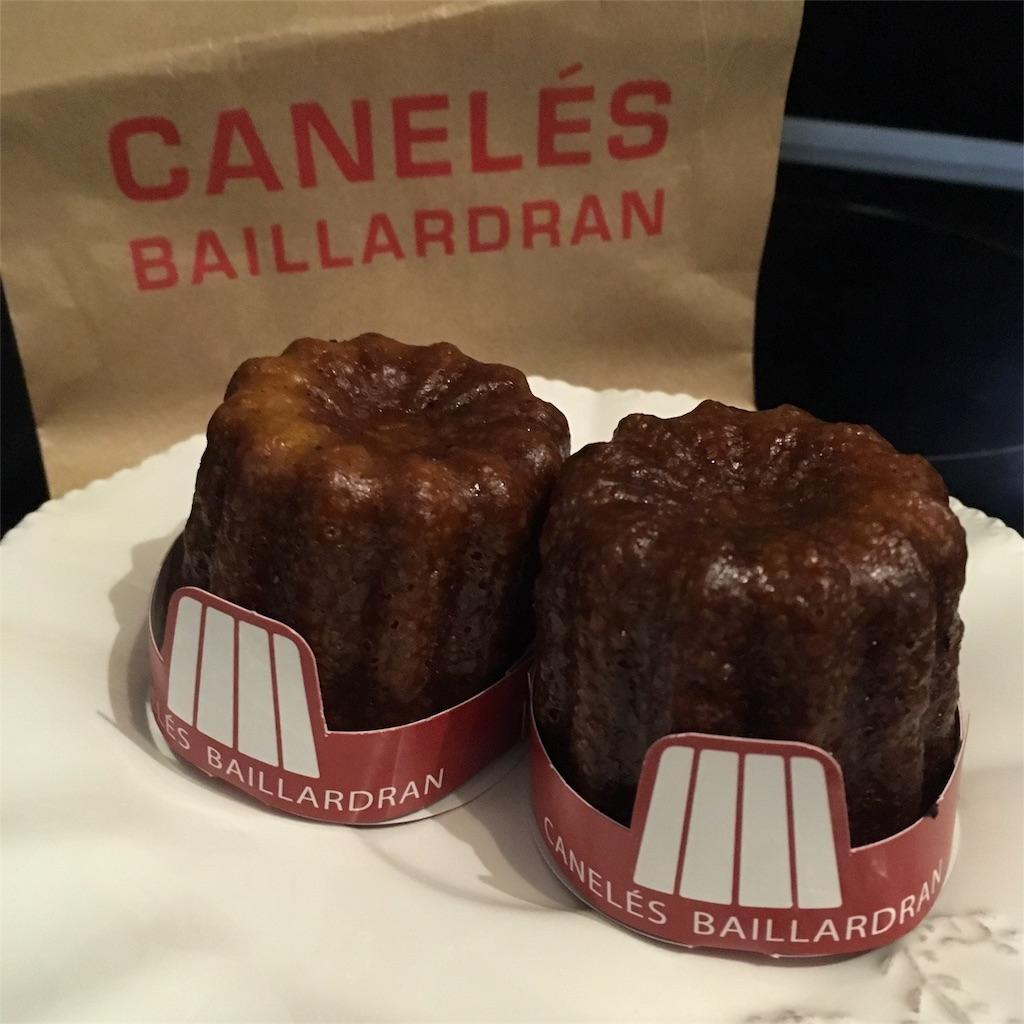 CANELÉ BAILLARDRAN