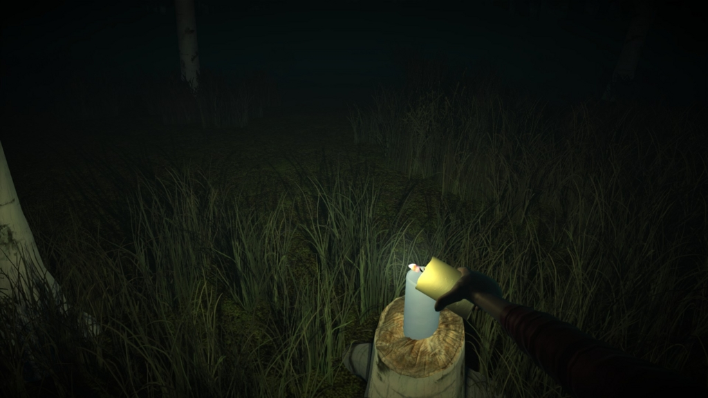 Wick】真っ暗な森 - 暇人雑記