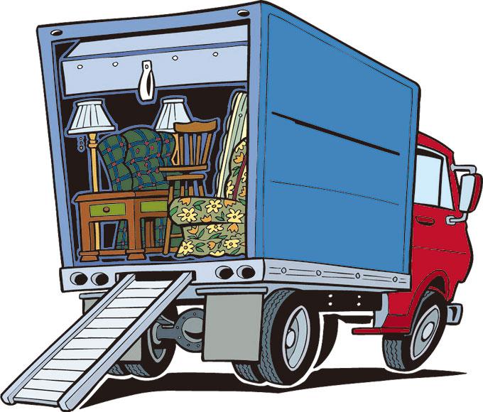 「引っ越し業者イラスト」の画像検索結果