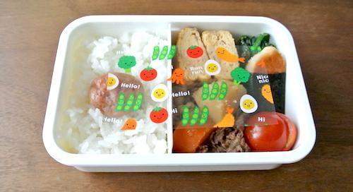 夏のお弁当の食中毒対策にいい抗菌シート
