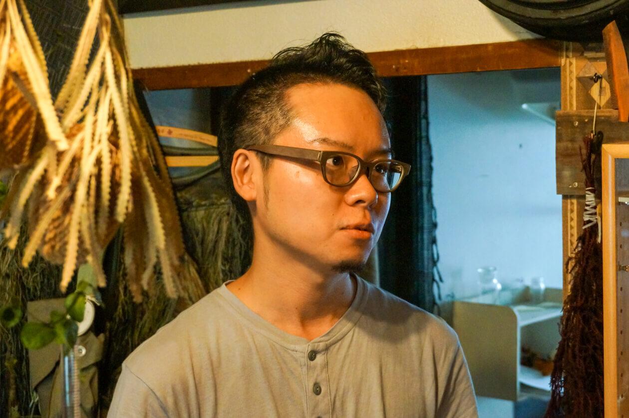 海福雑貨店長の遠藤和海さん