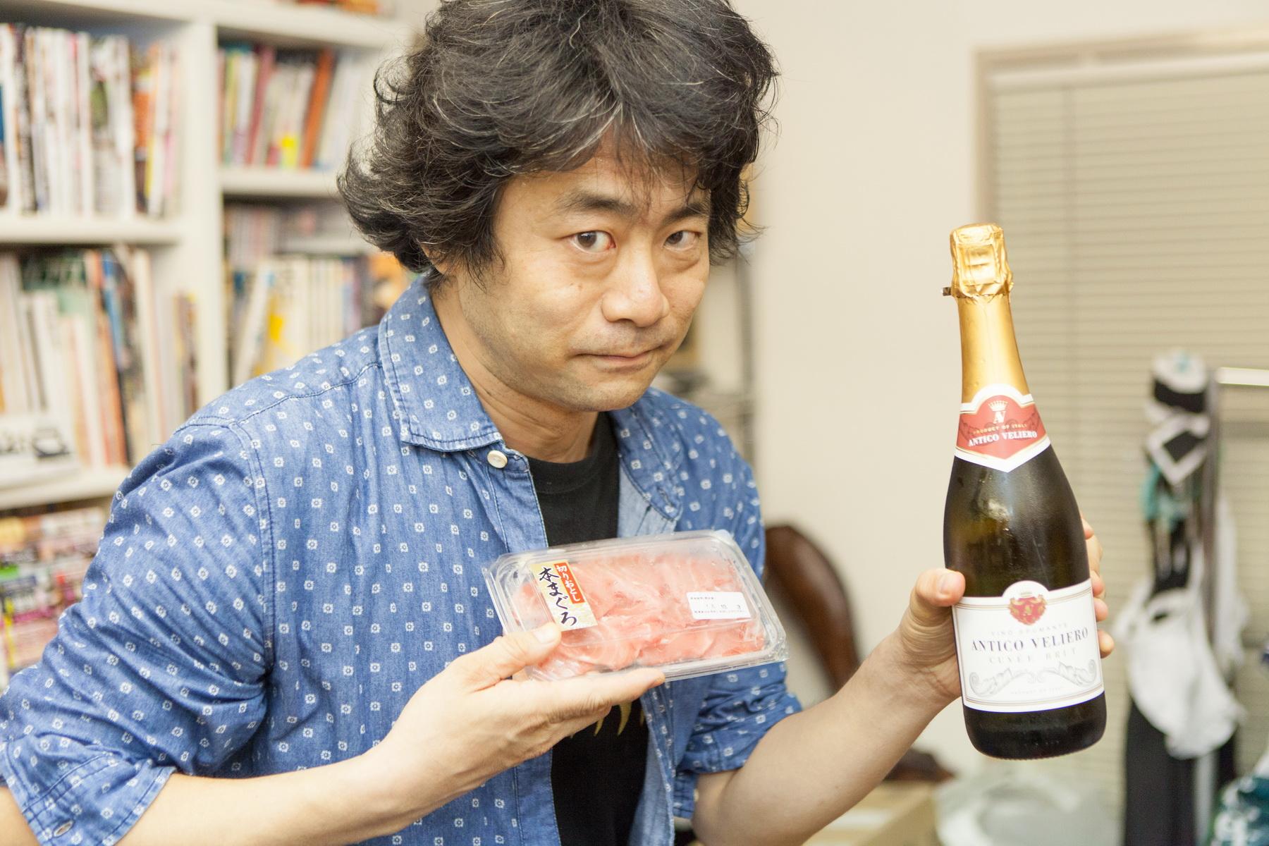 安田です。なんか最近、こんな○○飲みの人になっちゃってます。