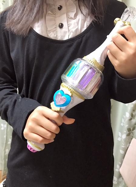 ハートキャッチプリキュア!「フラワータクト」