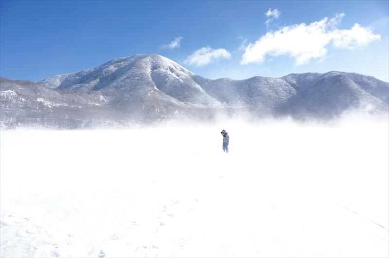 「ほぼ南極」という写真