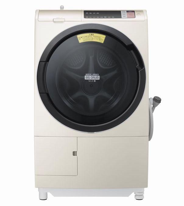 日立のドラム式洗濯機は、洗浄力と乾燥能力で定評があります