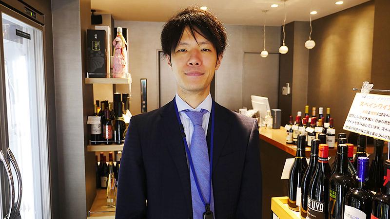 はせがわ酒店の大久保将啓さんに聞きました!