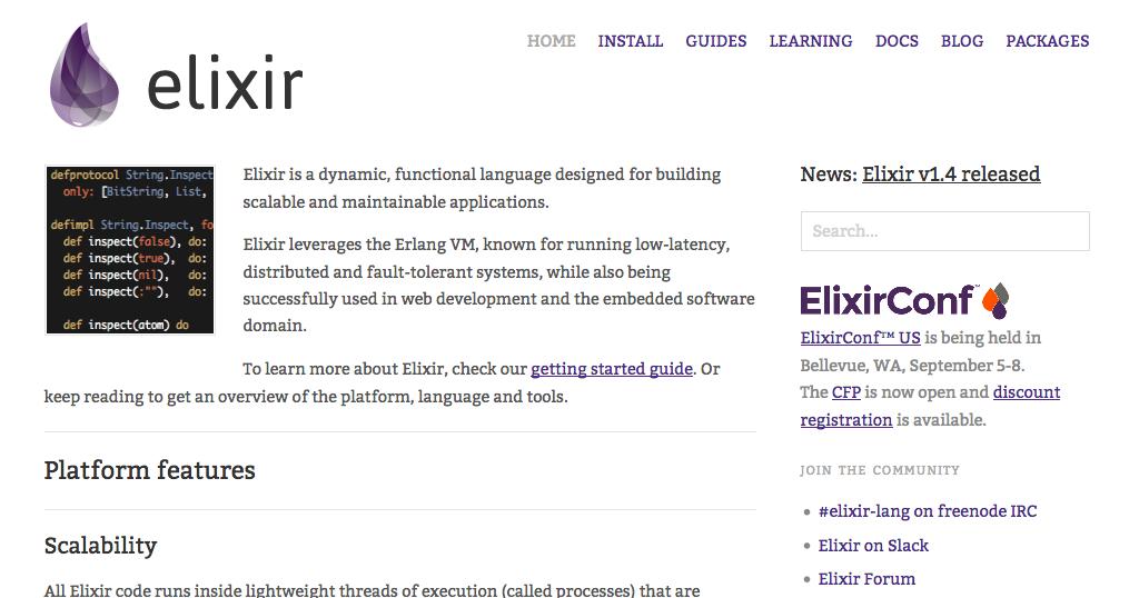 elixir-lang.org